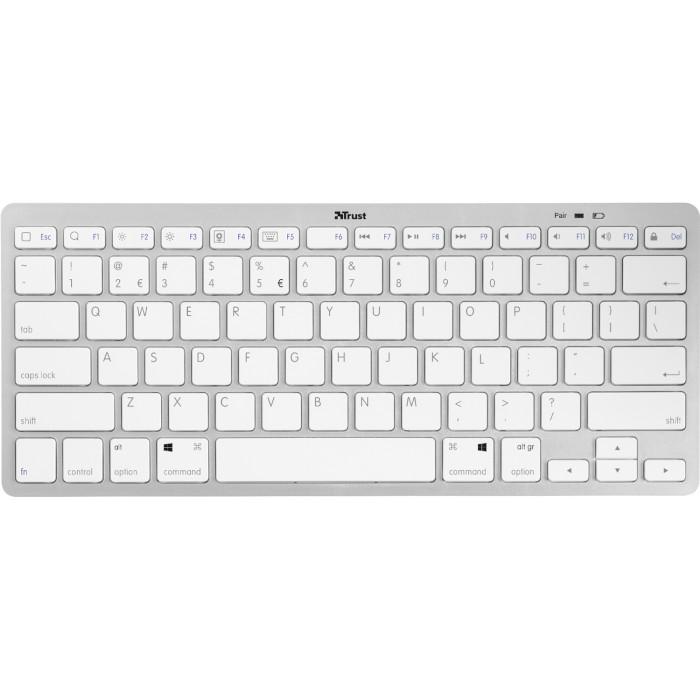 Клавіатура бездротова TRUST Nado (22242)