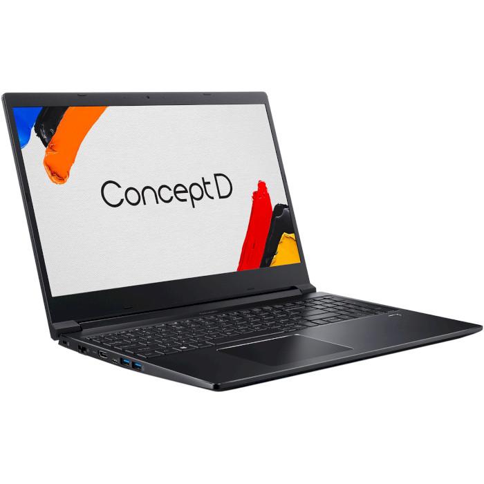 Ноутбук ACER ConceptD 3 Pro CN315-71P-7806 Black (NX.C50EU.005)