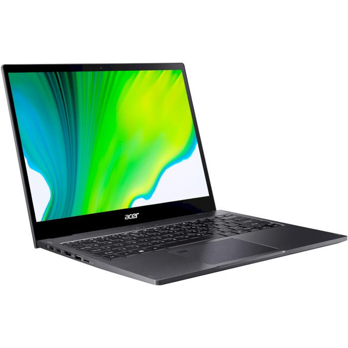Ноутбук ACER Spin 5 SP513-54N Steel Gray (NX.HQUEU.00C)