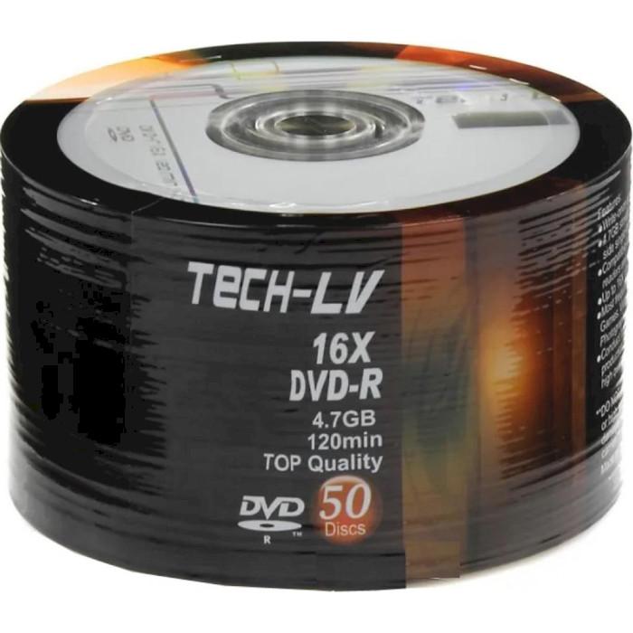 DVD-R RIDATA Tech-LV 4.7GB 16x 50pcs/wrap (907WEDRSAY005)