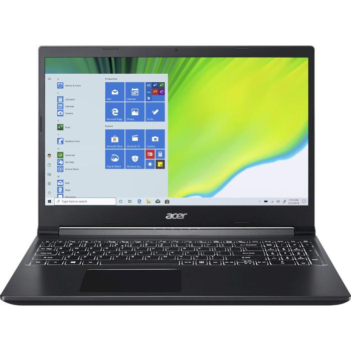 Ноутбук ACER Aspire 7 A715-41G-R23L Charcoal Black (NH.Q8QEU.006)