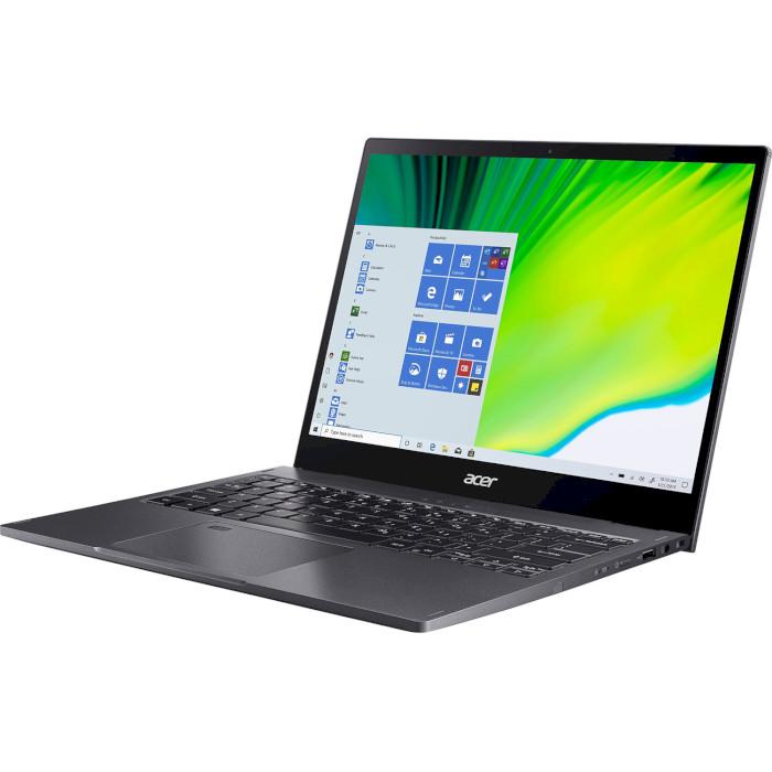 Ноутбук ACER Spin 5 SP513-54N-565R Steel Gray (NX.HQUEU.006)
