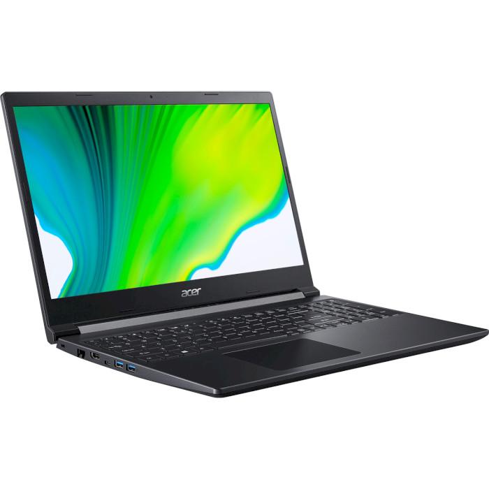 Ноутбук ACER Aspire 7 A715-41G-R34C Charcoal Black (NH.Q8QEU.004)