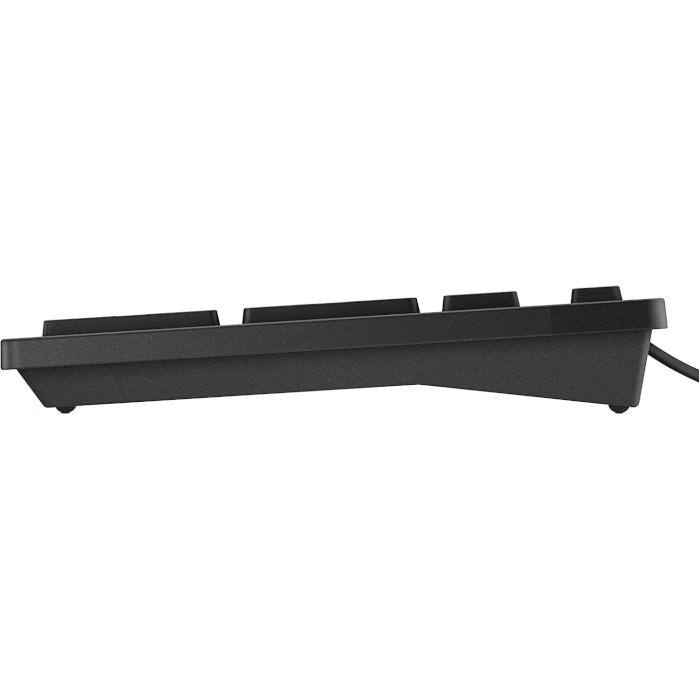 Клавіатура DELL KB216 US Black (580-ADHK)