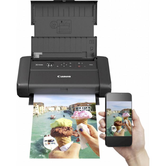 Портативний принтер CANON PIXMA TR150 (4167C027)