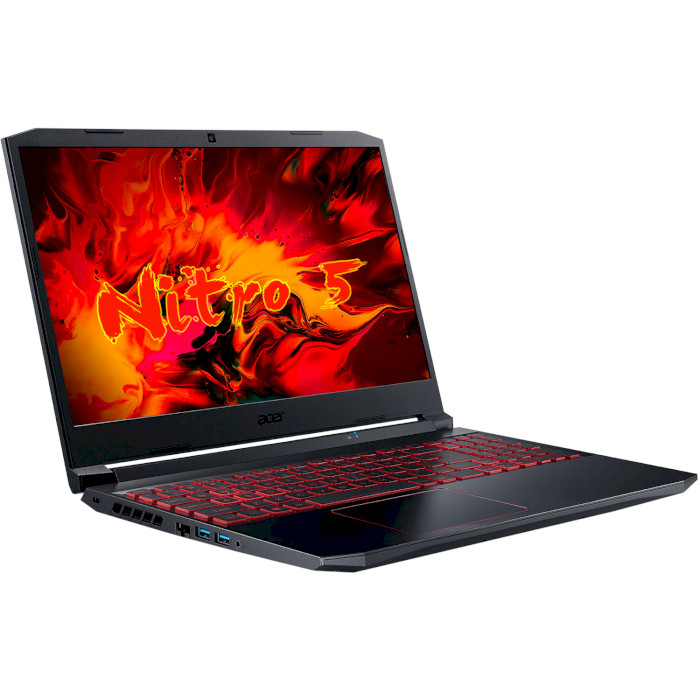 Ноутбук ACER Nitro 5 AN515-44-R83X Obsidian Black (NH.Q9GEU.00X)