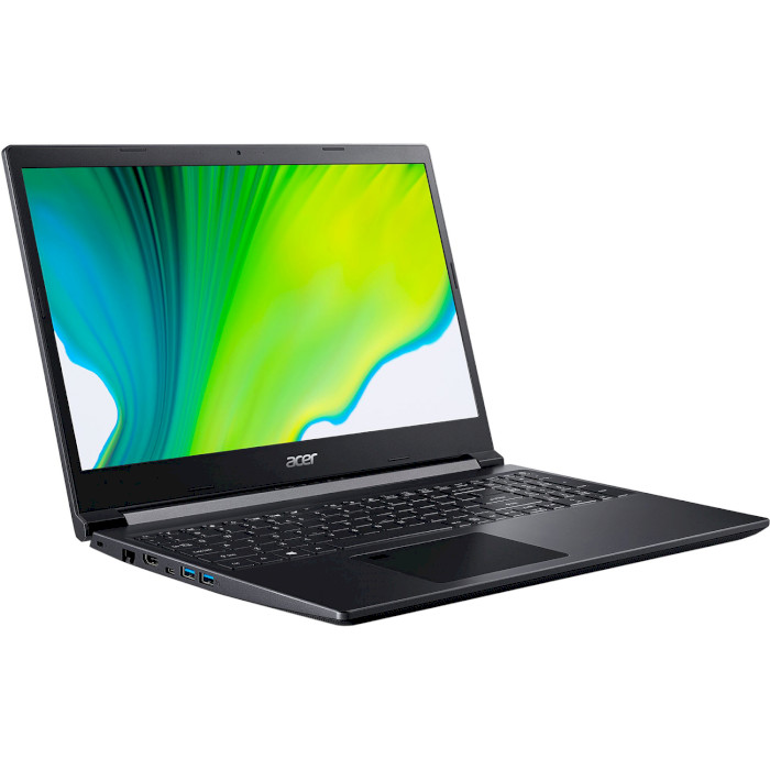 Ноутбук ACER Aspire 7 A715-75G-57NR Charcoal Black (NH.Q88EU.006)
