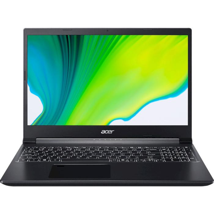 Ноутбук ACER Aspire 7 A715-75G-522A Charcoal Black (NH.Q88EU.004)
