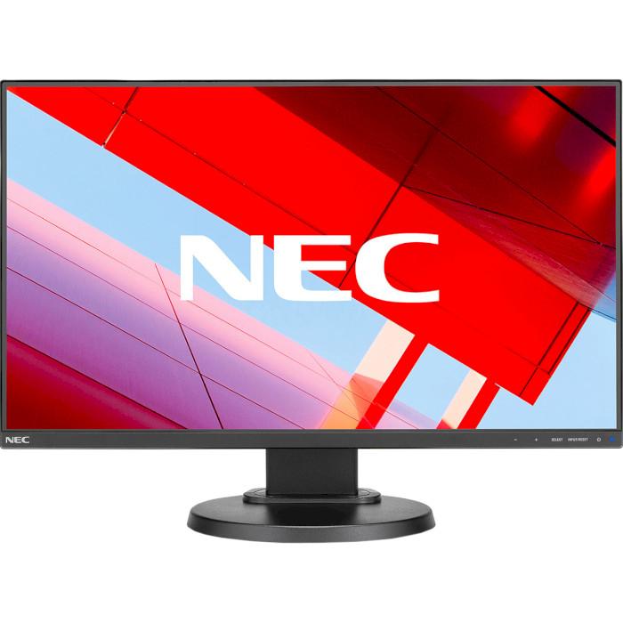Монітор NEC MultiSync E242N Black (60004990)