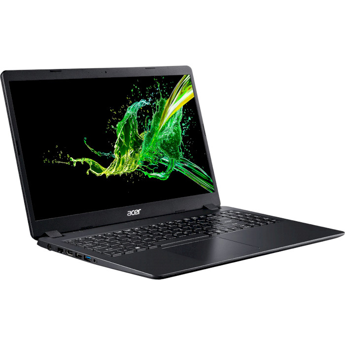 Ноутбук ACER Aspire 3 A315-54K-515F Shale Black (NX.HEEEU.04D)