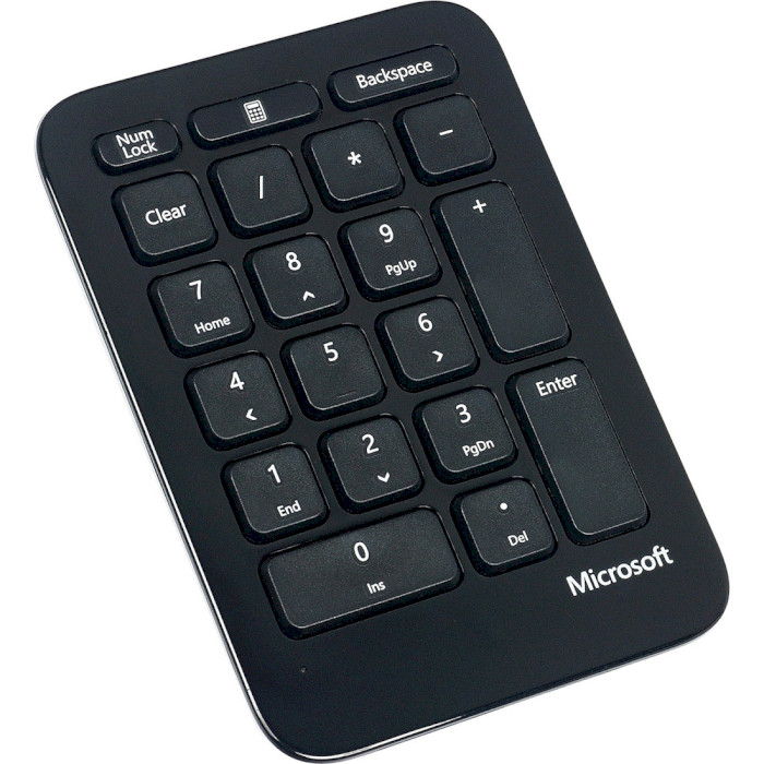 Клавіатура бездротова MICROSOFT Sculpt Ergonomic (5KV-00005)
