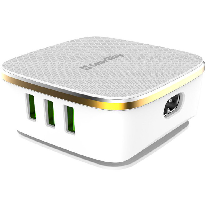 Зарядное устройство COLORWAY CW-CHS019Q-WT