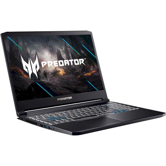 Ноутбук ACER Predator Triton 300 PT315-52-72DR Abyssal Black (NH.Q7BEU.00G)
