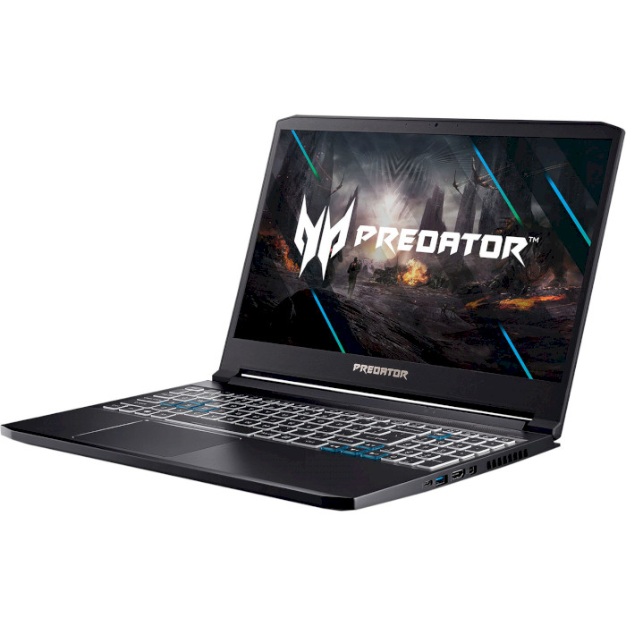 Ноутбук ACER Predator Triton 300 PT315-52-56PL Abyssal Black (NH.Q7CEU.008)