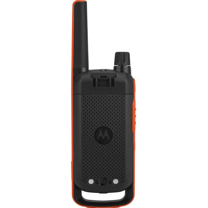 Набор раций MOTOROLA Talkabout T82 BuildTeam 4-pack