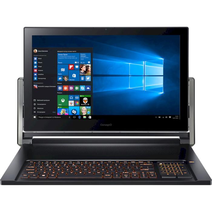 Ноутбук ACER ConceptD 9 CN917-71-90KH Black (NX.C4LEU.003)
