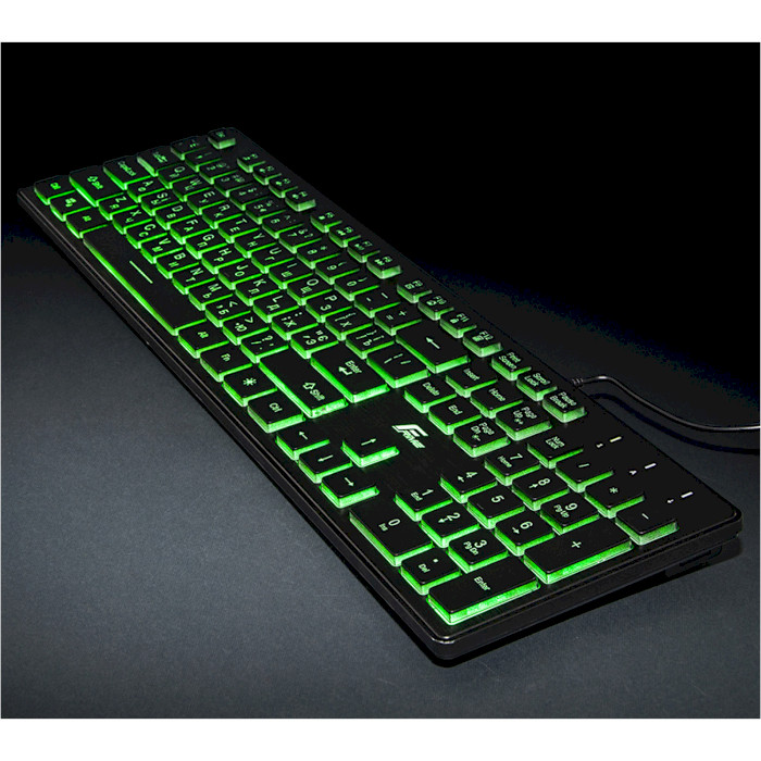 Клавіатура FRIME MoonFox 3Color (FLK18210)