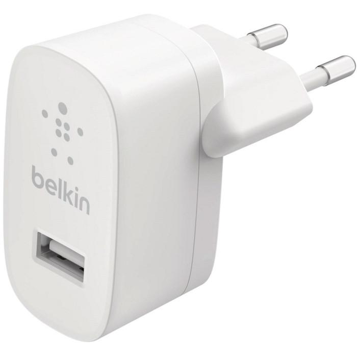 Зарядное устройство BELKIN Boost Charger USB-A-Wandlader 12W (WCA002VFWH)