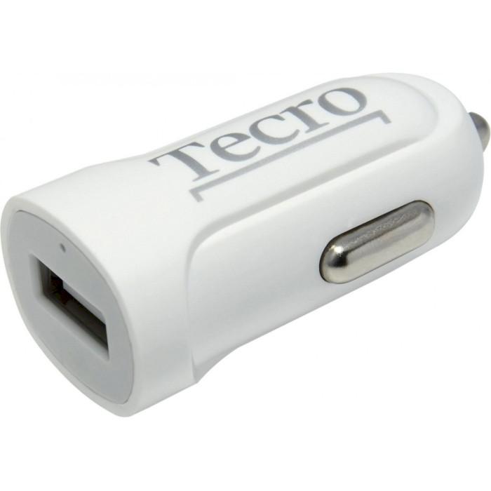 Автомобильное зарядное устройство TECRO TCR-0121AW