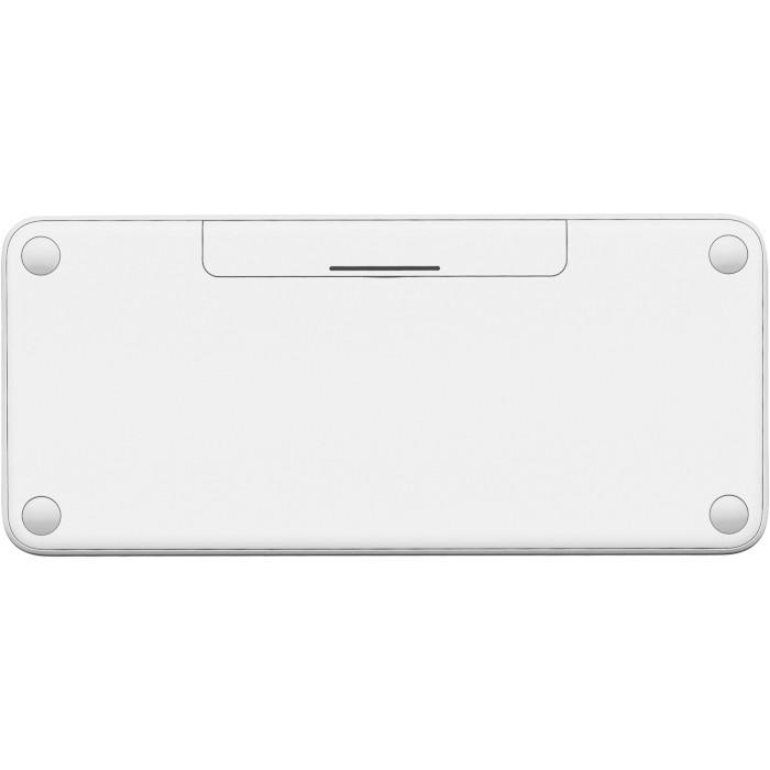 Клавіатура бездротова LOGITECH K380 Multi-Device Off White (920-009589)