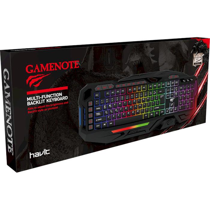 Клавіатура HAVIT HV-KB417L