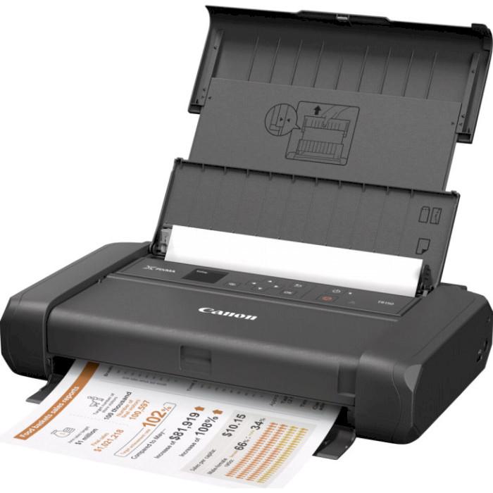 Портативний принтер CANON PIXMA TR150 (4167C007)