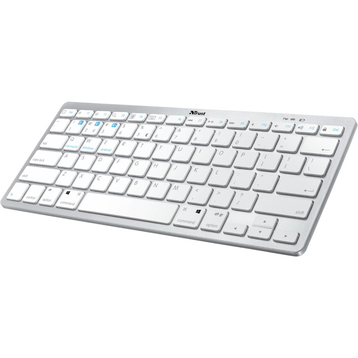 Клавіатура бездротова TRUST Nado (23746)