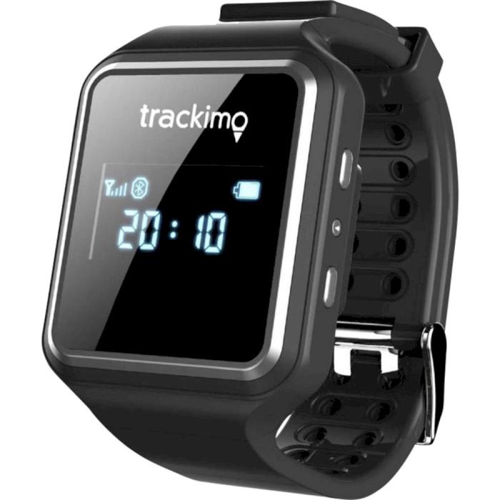 Трекер поисковый TRACKIMO Watch with Pre-Paid 1 Year Plan (TRKM017)