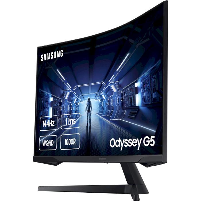 Монітор SAMSUNG Odyssey G5 C32G55TQWI (LC32G55TQWIXCI)
