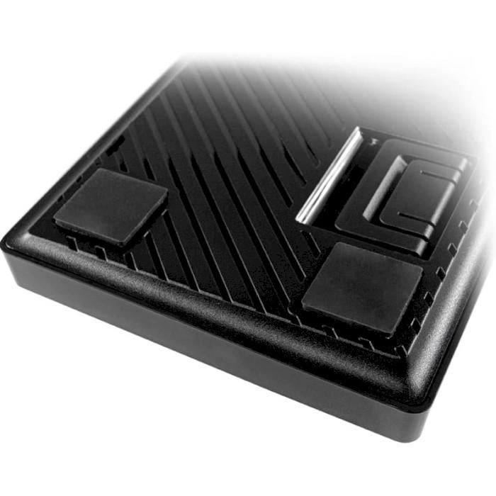 Клавіатура HATOR Rockfall UA Red Switch Black (HTK-606)