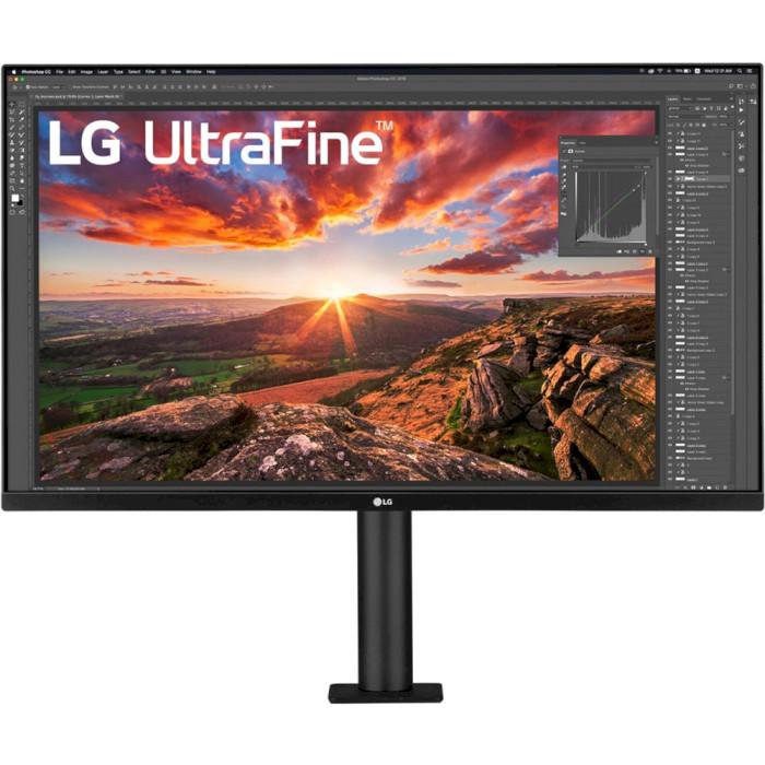 Монітор LG UltraFine 32UN880-B
