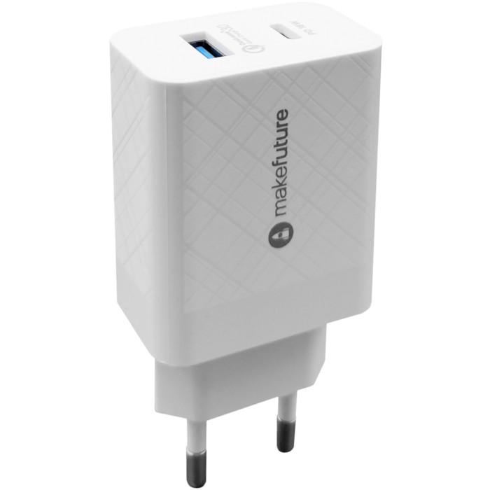 Зарядное устройство MAKEFUTURE MCW-32PWH
