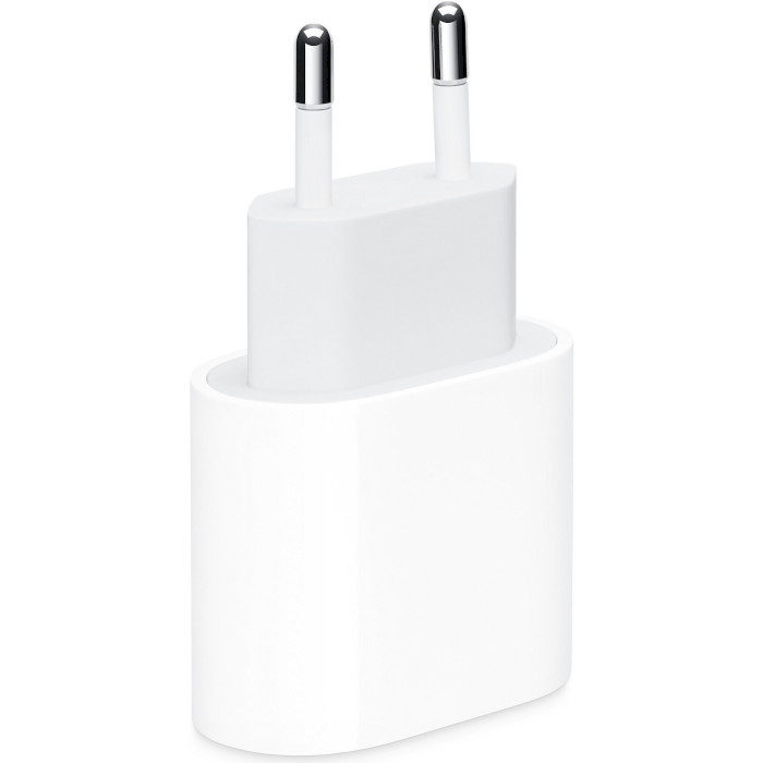Зарядное устройство APPLE 20W USB-C Power Adapter (MHJE3ZM/A)