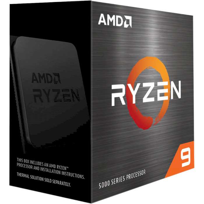 Процессор AMD Ryzen 9 5900X 3.7GHz AM4 (100-100000061WOF)
