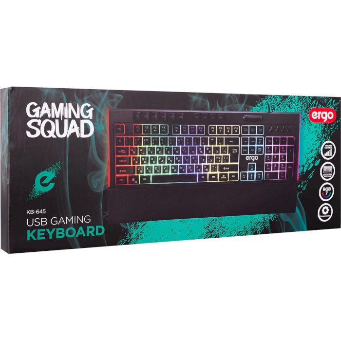 Клавіатура ERGO KB-645