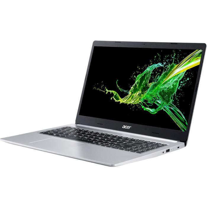 Ноутбук ACER Aspire 5 A515-55G-50LT Pure Silver (NX.HZFEU.009)