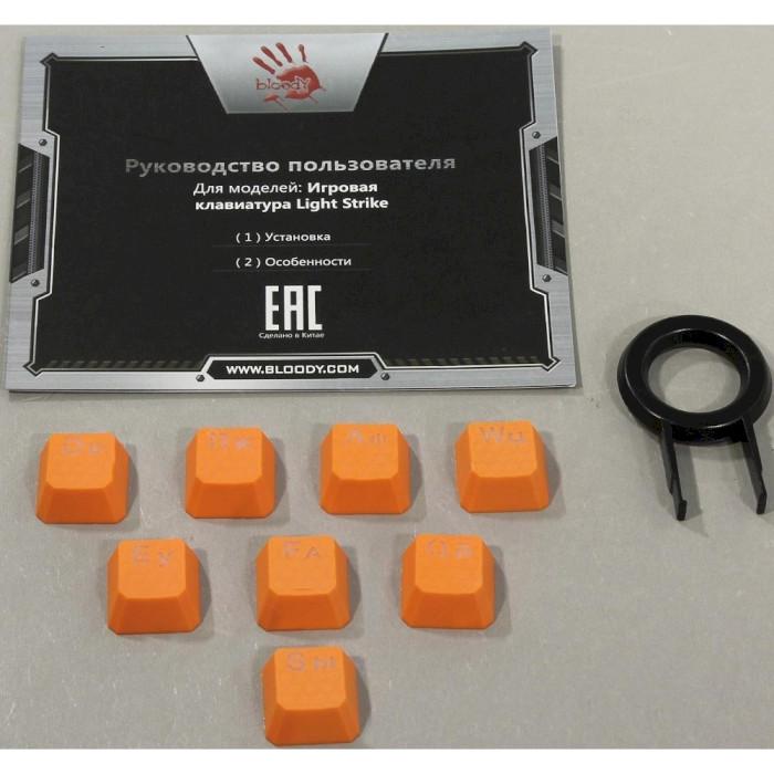 Клавіатура A4-Tech BLOODY B800 NetBee