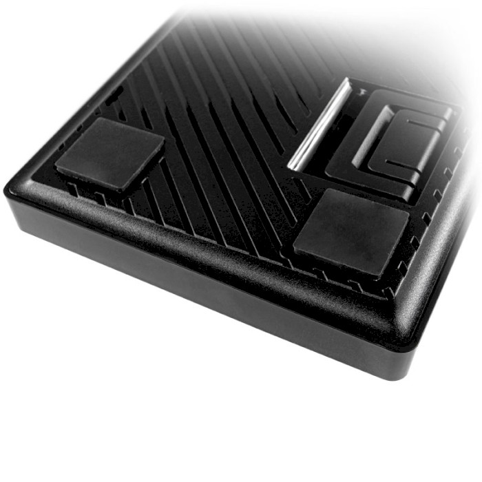 Клавіатура HATOR Rockfall UA Blue Switch Black (HTK-604)