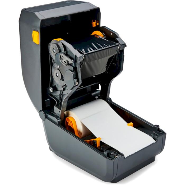 Принтер етикеток ZEBRA ZD220t (USB) (ZD22042-T0EG00EZ)