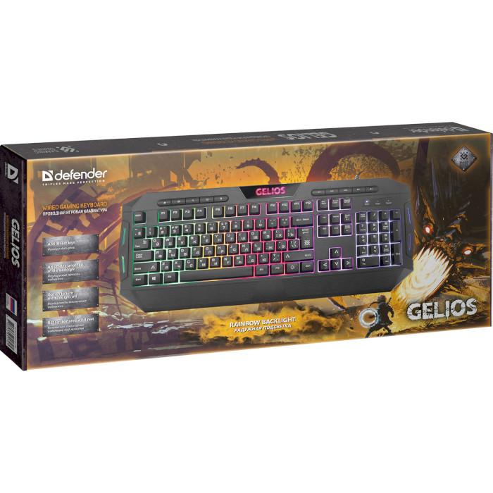 Клавіатура DEFENDER Gelios GK-174DL (45174)