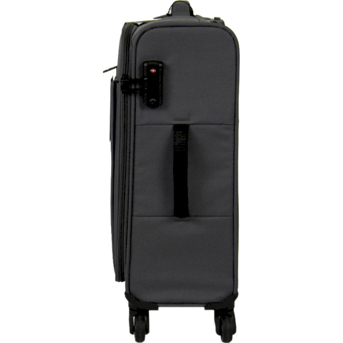 Чемодан IT LUGGAGE Accentuate S Steel Gray 32л (IT12-2277-04-S-S885)