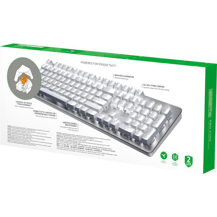 Клавіатура бездротова RAZER Pro Type (RZ03-03070100-R3M1)