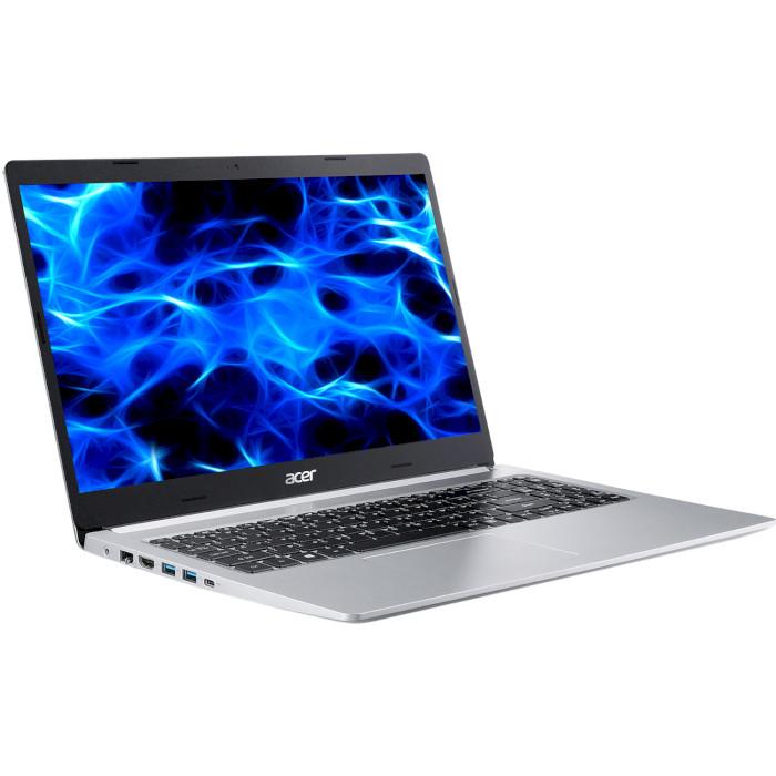 Ноутбук ACER Aspire 5 A515-44G-R61V Pure Silver (NX.HW6EU.00E)