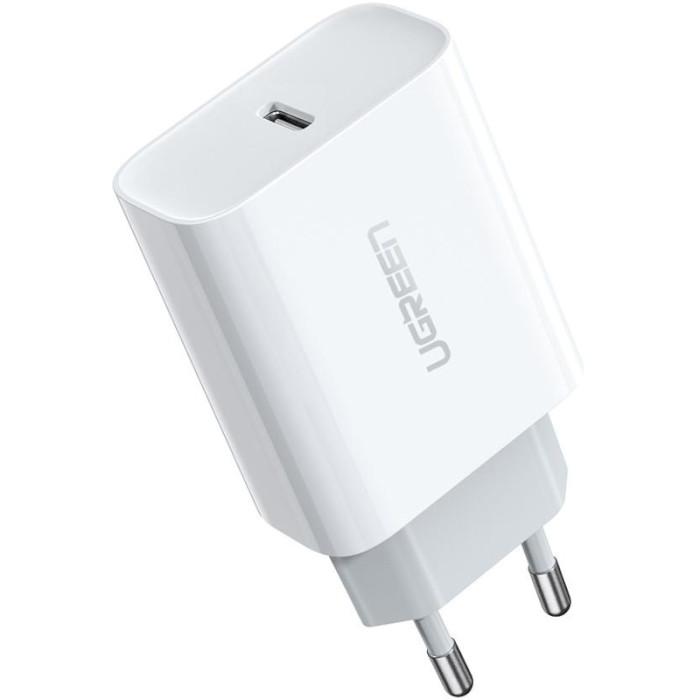 Зарядное устройство UGREEN Quick Charger White (70161)