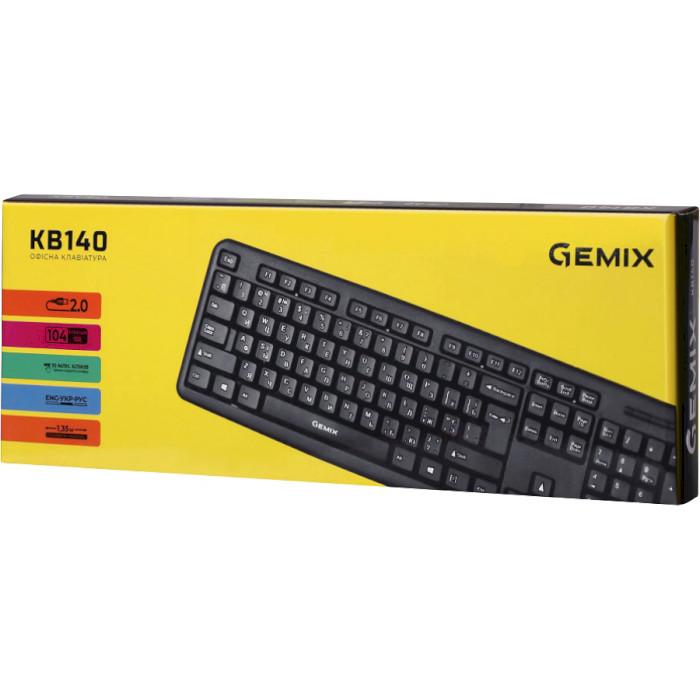 Клавіатура GEMIX KB140