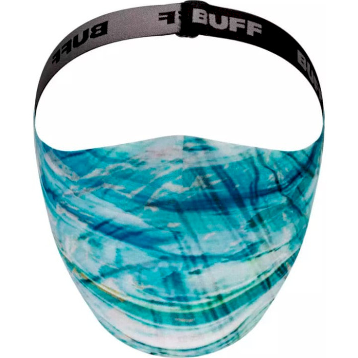 Защитная маска BUFF Filter Mask Makrana Sky Blue (126638.786.10.00)
