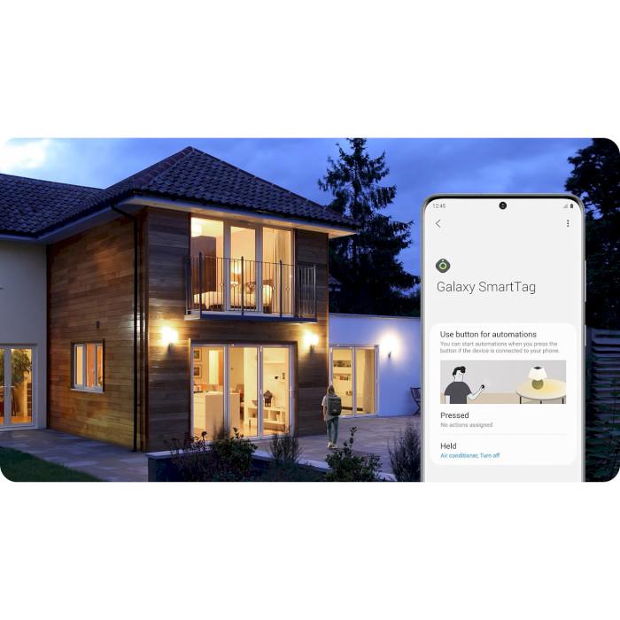 Bluetooth маячок SAMSUNG Galaxy SmartTag Black (EI-T5300BBEGRU)