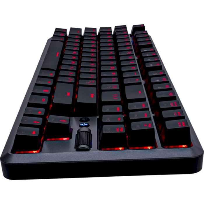 Клавіатура бездротова HATOR Skyfall TKL (HTK-660)
