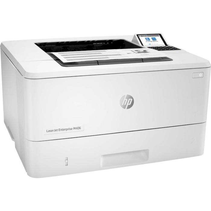 Принтер HP LaserJet Enterprise M406dn (3PZ15A)