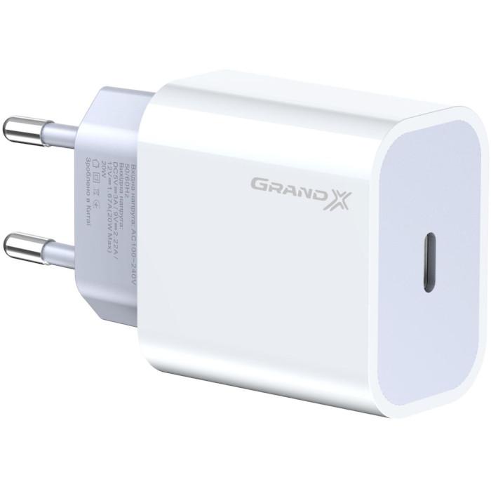 Зарядное устройство GRAND-X CH-770 20W